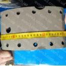 Накладки тормозные БАЗ А081 Ашок (Ashok), Богдан А221.11, А221.10 W=140