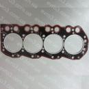 Прокладка головки блока ЧАЗ А074 3,2 мет-асбест