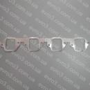 Прокладка впускного коллектора ЧАЗ А074