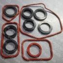 Прокладки двигателя резиновые комплект ЧАЗ А074 3.2