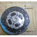 Диск сцепления NISSAN LD20/LD23 30100-N84X6, NS-02 original 200*130*24*25.60