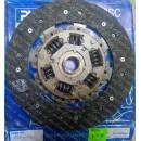 Диск сцепления NISSAN RD28T/27T, SD33, VG30 NS-11/NS-35 Valeo 240*160*24*25,60