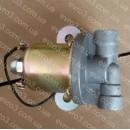 Клапан электромагнитный открывания дверей ХАЗ 3250 Антон 3,86