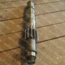 Вал промежуточный ХАЗ 3250 Антон 3,86 прямой шлиц