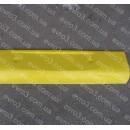 Бампер передний Богдан А092 средняя часть желтый