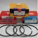 Кольца поршневые Toyota 14B / STD / 102 / 2,5x2x4 / 35895, 13011-58050
