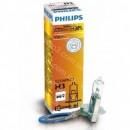 Лампа галоген H3 12В 55Вт Philips Premium +30% 12336PRC1