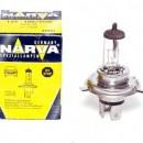 Лампа галоген H4 12В 100/90Вт NARVA 48901