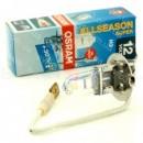 Лампа галоген H3 12В 55Вт OSRAM ALLSEASON SUPER +30% 64151ALS