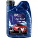 Масло моторное VATOIL SynGold 5W-40 1L API SN/CF, ACEA A3/B4/C3, MB 229.51, VW 502.00/505.00/505.01, BMW LL-04