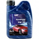 Масло моторное VATOIL SynGold 5W-30 1L API SN/CF, ACEA A1/B1, A5/B5, C2-12, Renault RN0700, Fiat 9.55535-S1