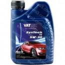Масло моторное VATOIL SynTech FE 5W-30 1L API SL/CF, ACEA A3/B4, ACEA A1/B1, A5/B5, Ford WSS-M2C913-C, Renault RN0700
