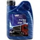 Масло моторное VATOIL Turbo Plus 15W-40 1L API CH-4/SJ, ACEA A3/B4/E2, MB 228.1, Volvo VDS, MAN 271