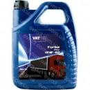 Масло моторное VATOIL Turbo Plus 15W-40 5L API CH-4/SJ, ACEA A3/B4/E2, MB 228.1, Volvo VDS, MAN 271