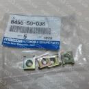 Крепеж бампера (гайка самореза) Mazda 323, 626, 929, Xedos B455-50-038