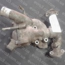 Корпус термостата в сборе БУ Nissan Armada TA60, Infinity QX56 VK56DE БУ 11061-7S000, 11060-7S000, 13049-AR000, 21200-AD201