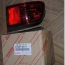 Фонарь задний правый Toyota Prado 2003-09г. 81580-60111
