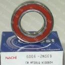 Подшипник 30x55x13 Nachi 6006-2NSE9 Berlingo, Partner подвесной ПО