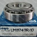 Подшипник 17,5x40x15 Koyo LM11749R/10 Corolla, Galant, Lancer RR