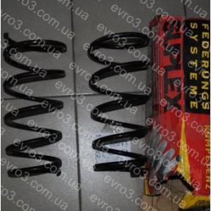 Пружина задняя Mazda 626 GF 97-02 17058, 17063 Suplex