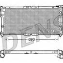 Радиатор охлаждения Mazda 626 GE FS MZ-2027, FS19-15-200D AVA