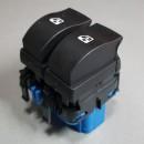 Кнопка управления стеклоподъемником L Renault Laguna II, Megane II, Scenic II, Trafic 01-