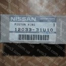 Кольца поршневые Nissan VQ20 / STD / 76 / 1,2x1,2x2,5 / 34112, 12033-31U00, 12033-3Y501