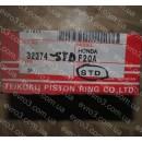 Кольца поршневые Honda F20A, F22A / STD / 85 / 1,2x1,2x2,8 / 32374, 13011-PT0-B01, 13011-PT0-B02