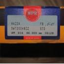 Кольца поршневые Mazda F8, FE / STD / 86 / 1.5x1.5x4 /