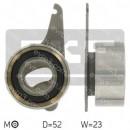 Ролик ГРМ Mazda F6, FE 626 GC, 929 HB узкий 52TB0536B01, VKM74501 натяжной
