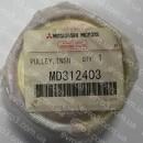 Ролик ремня ГУР Mitsubishi 4G92, 4G93 MD312403, VKM65016