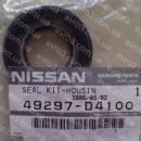Сальник 24x43x7 49297-D4100 Nissan Bluebird рулевой рейки правый
