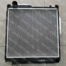 Радиатор охлаждения ТАТА, Эталон Е2, Е3