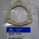 Прокладка теплообменника (маслоохладителя) Hyundai HD65/72, Богдан А069 3.3TD