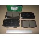 Колодки тормозные передние дисковые Hyundai HD65/72/78